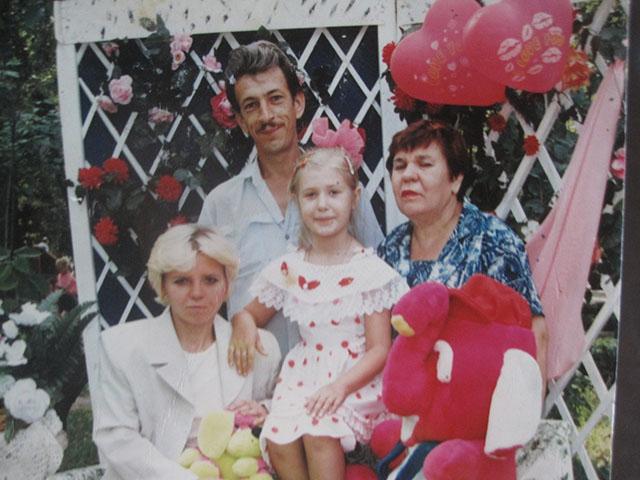 Siamo riusciti a trovare una madre biologica e i suoi figli a Lipetsk, in Russia