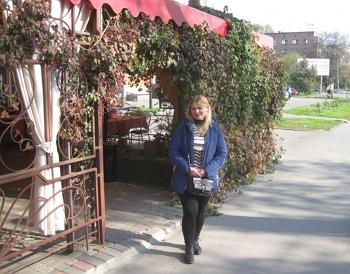 Siamo riusciti a trovare una madre e un padre biologici nella città di Poltava, in Ucraina