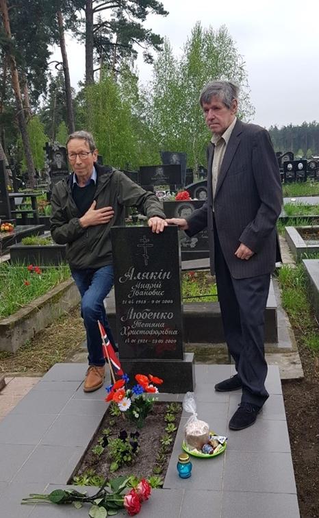 aiuteremo a trovare il padre biologico e i suoi parenti in Ucraina