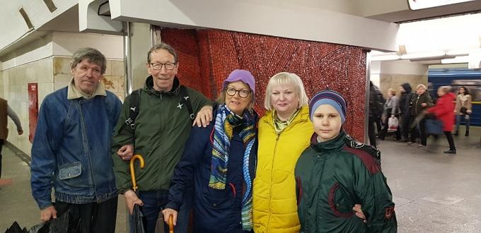 Ti aiuteremo a trovare genitori e parenti biologici in Ucraina